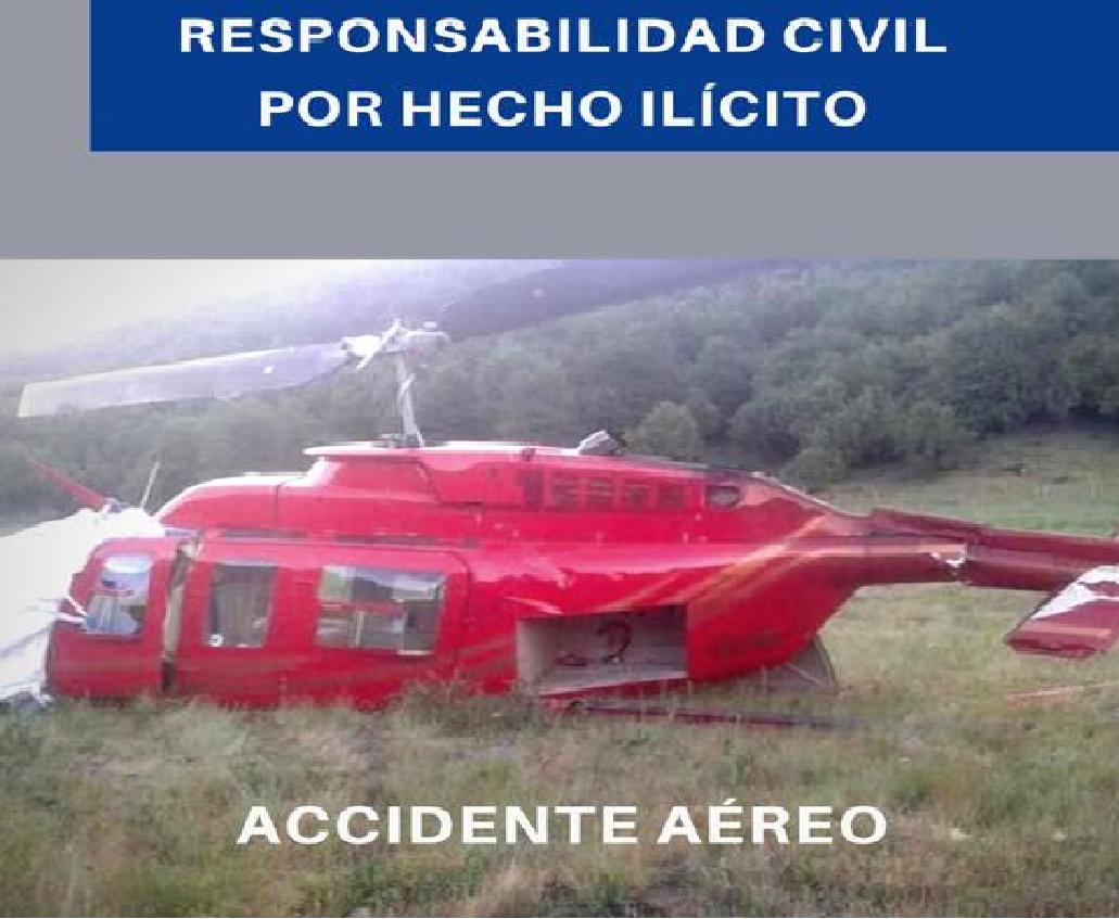 foto accidente aereo