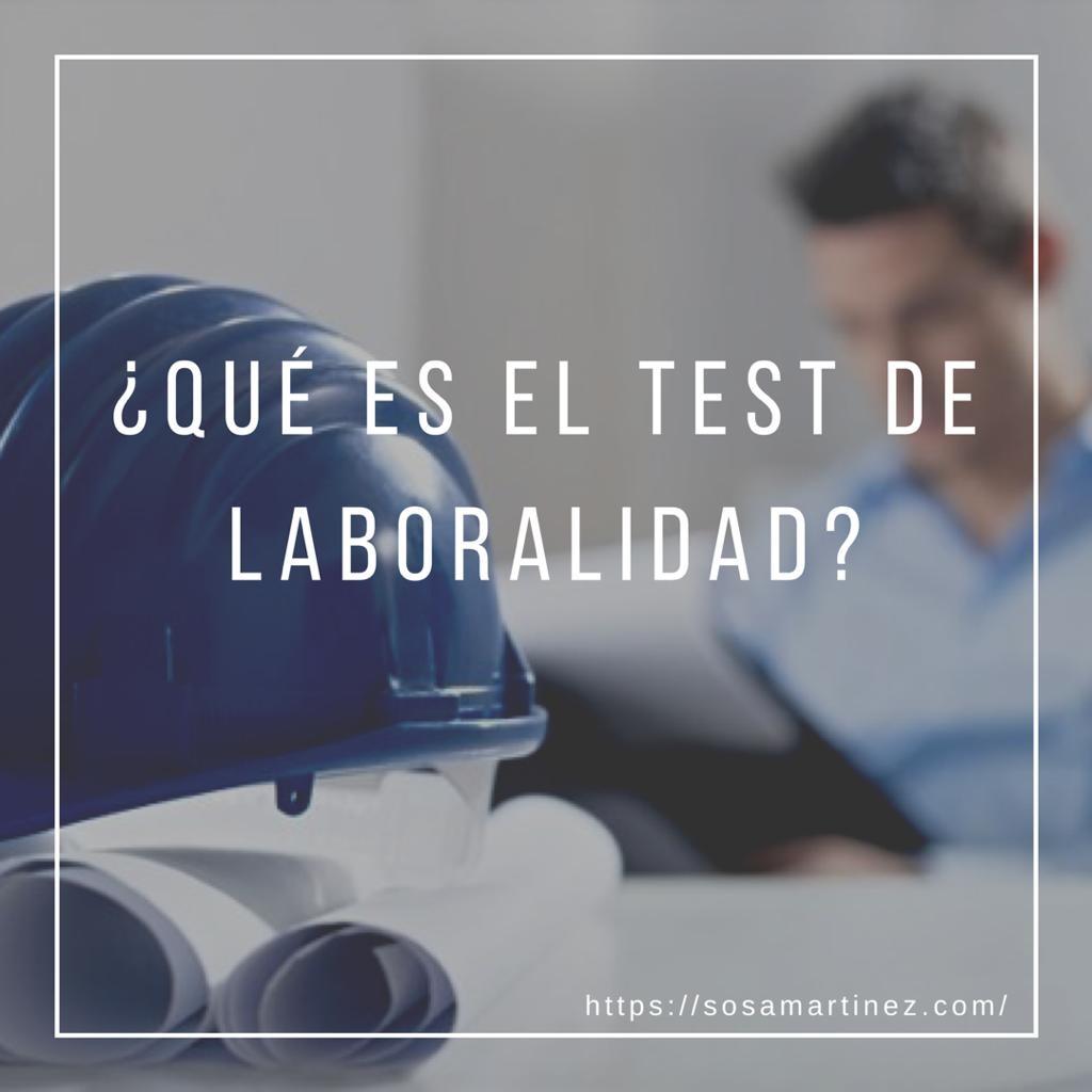 test laboralidad 1